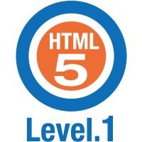 HTML5プロフェッショナル認定資格ロゴ